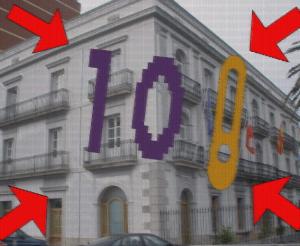 Ayuntamiento deformado