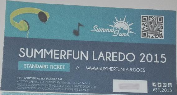 Entradas SummerFun