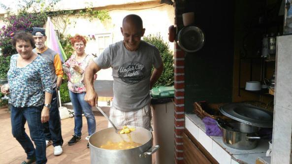 Un cocinero!!