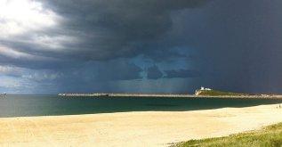 tormenta de fondo