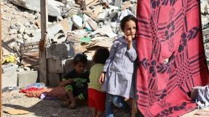 Gaza, en 2015