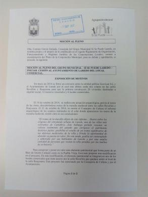 SSPL MociónRevellón